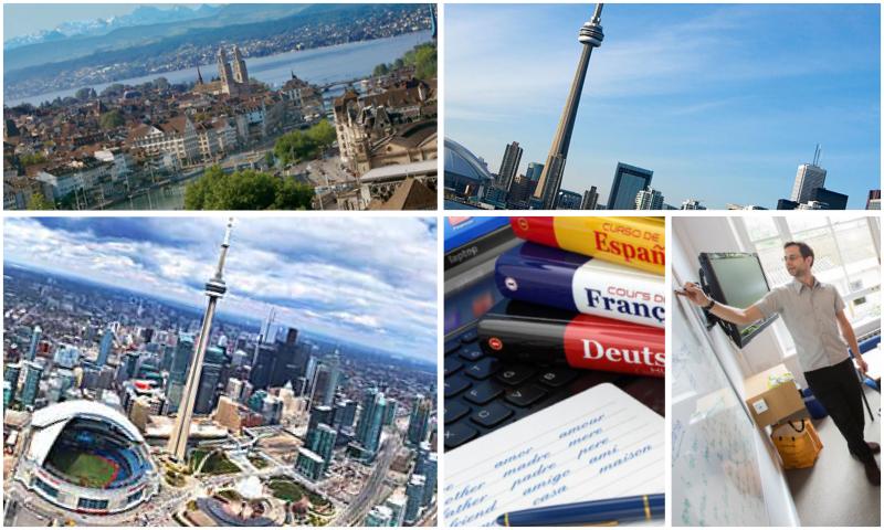 Kanada Dil Okullarında Şehir Seçiminin Önemi