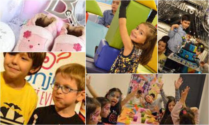 Çocuk Doğum Günü Partilerinde Neler Olmalı?
