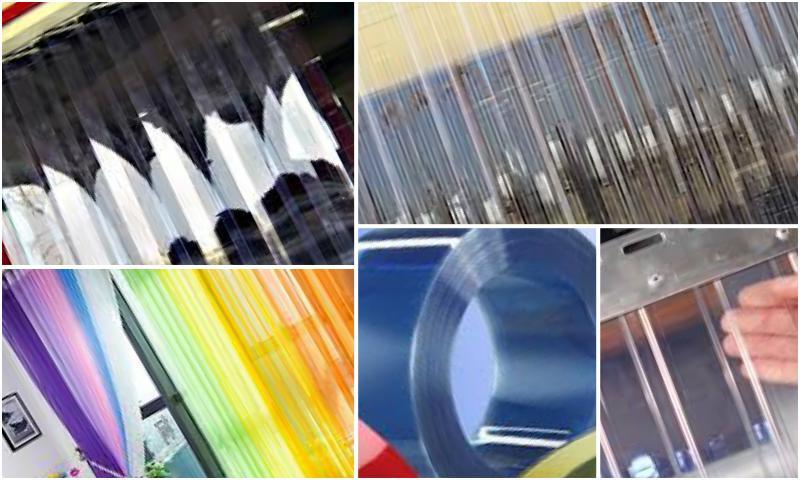 PVC Şerit Perdelerin Kullanım Alanları