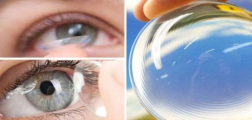 Astigmat Olanlar hangi Tür Lensleri Kullanmalıdır