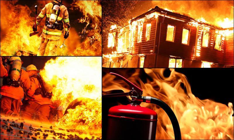 Yangın Tüpü Nerelerde ve Neden Olmalıdır?