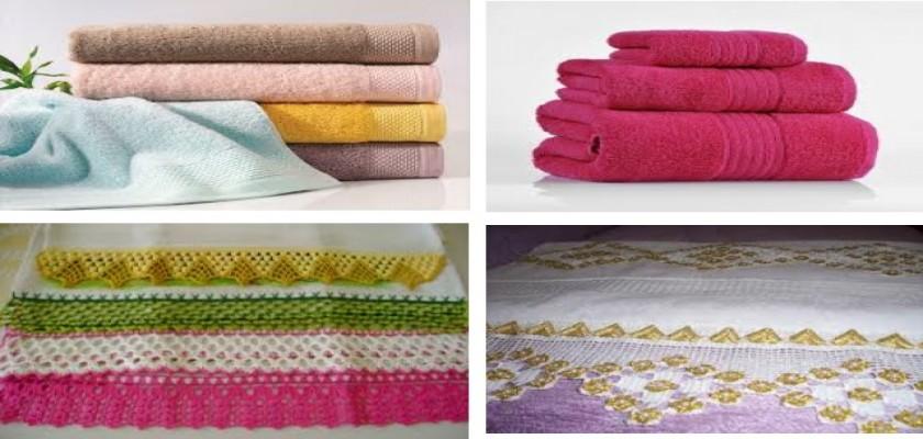 Tekstil Ürünlerinde Havlular