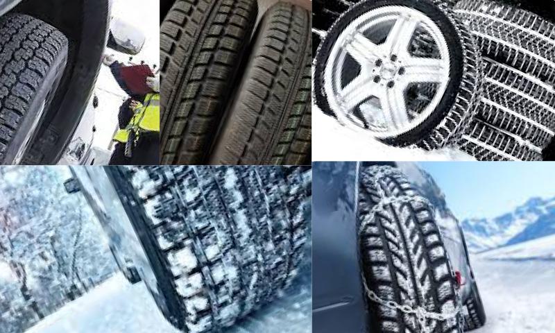 Otomobil Kış Lastiklerinin Farkı Nedir