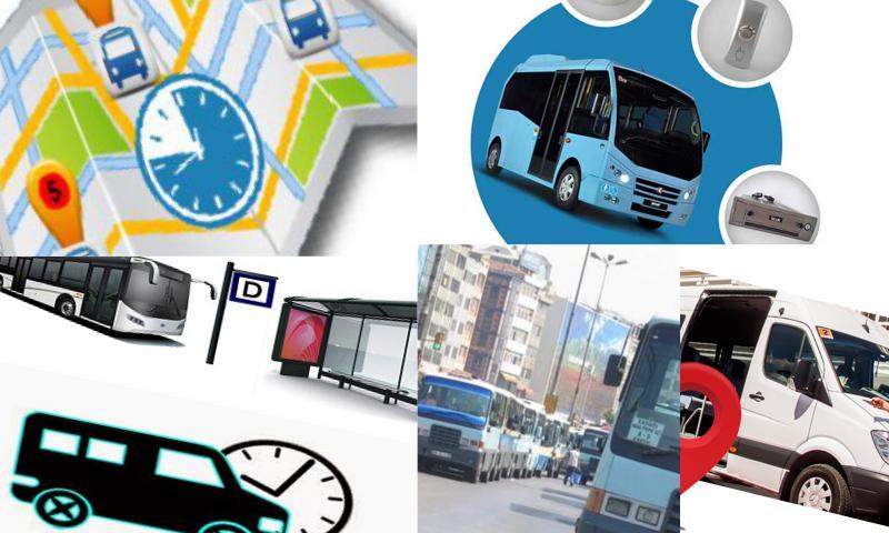 Minibüs Takip Sisteminin Amacı