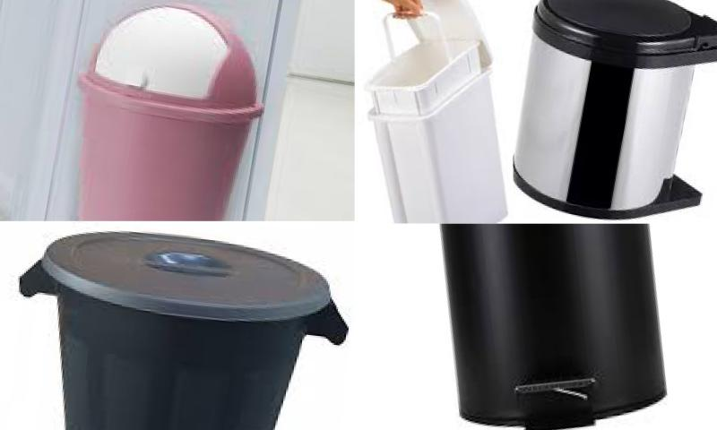 Rubbish Bin-Çöp Kutusu