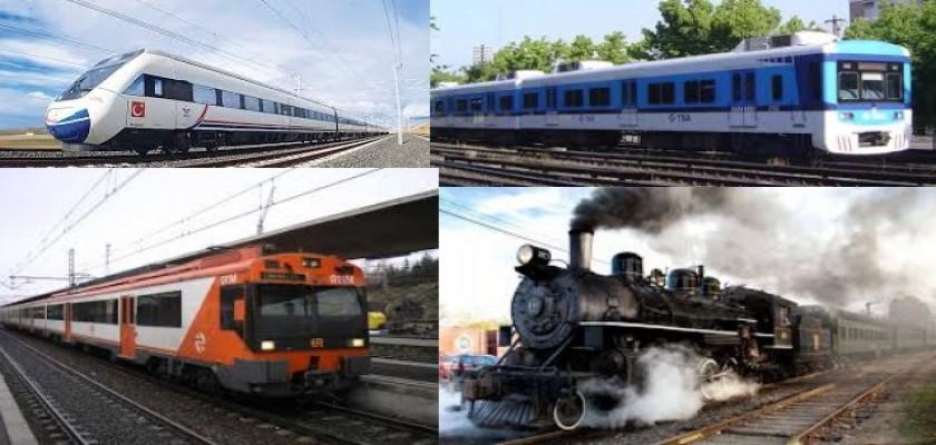 Şehirler Arası Ulaşımın Vazgeçilmezi Tren