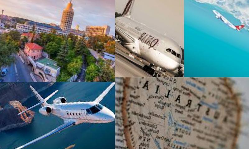 Yurt İçi ve Yurt Dışı Ekonomik Uçak Biletleri
